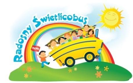 Logo Radosny Świetlicobus